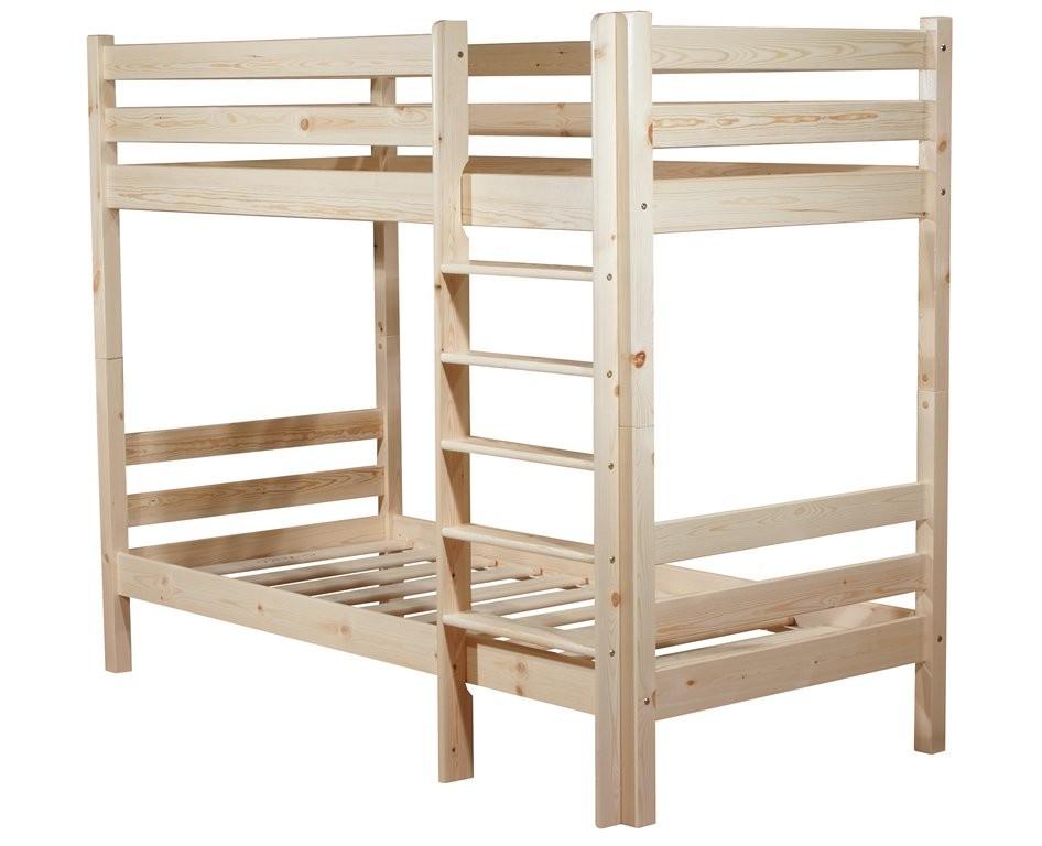 Двухъярусная кровать Классика 80х200см