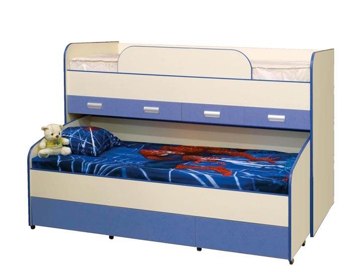 Двухъярусная кровать для мальчика