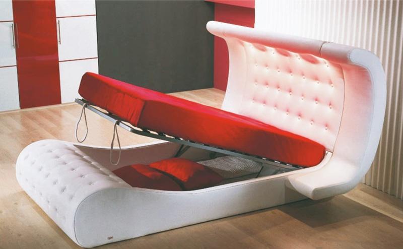 Двуспальная кровать-диван