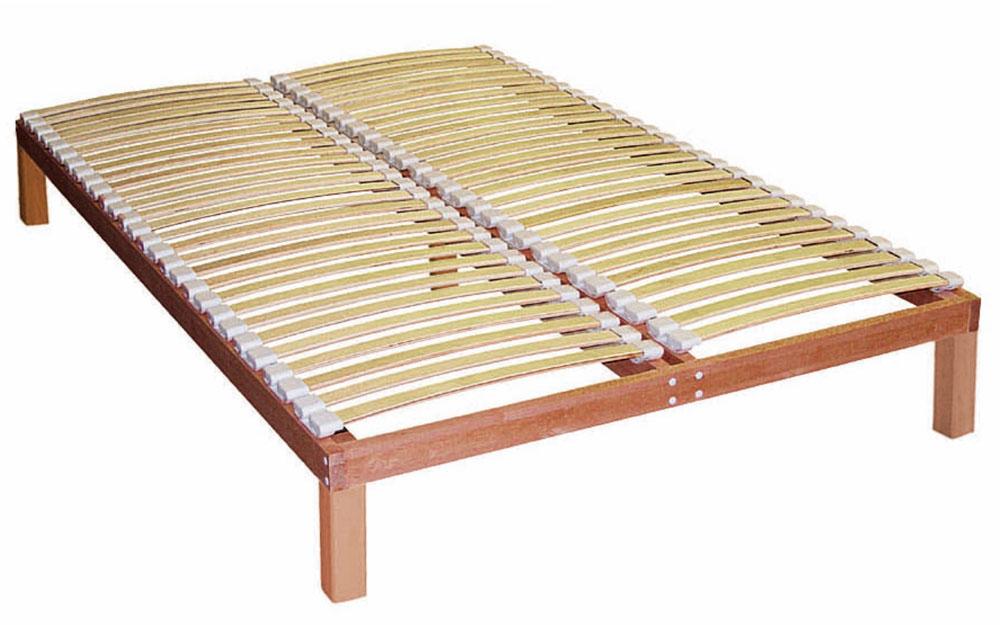 Двуспальное практичное ложе для сна