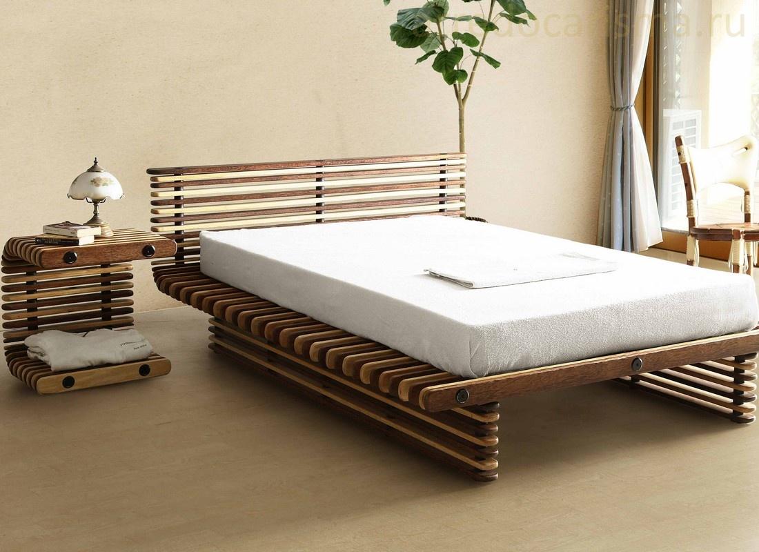 Эксклюзивная юношеская (подростковая) кровать