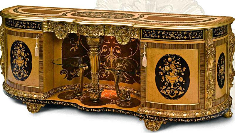 Французская мебель в стиле Ампир