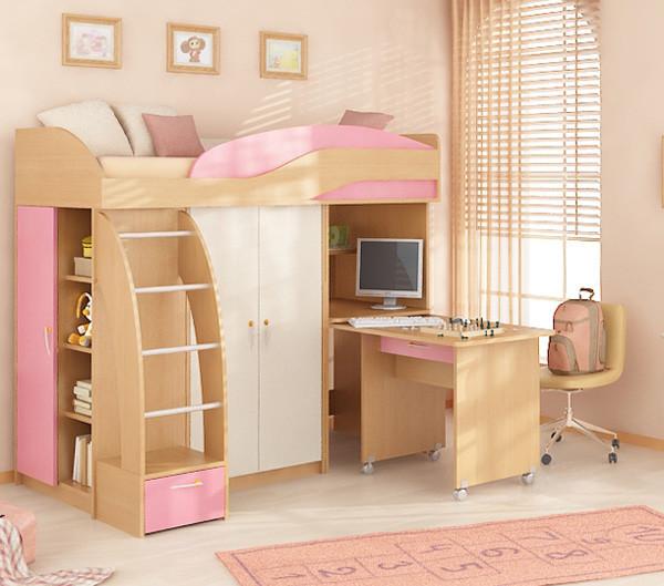 Функциональная модель кровати