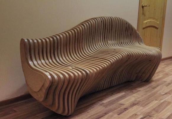 Где разместить оригинальный диванчик