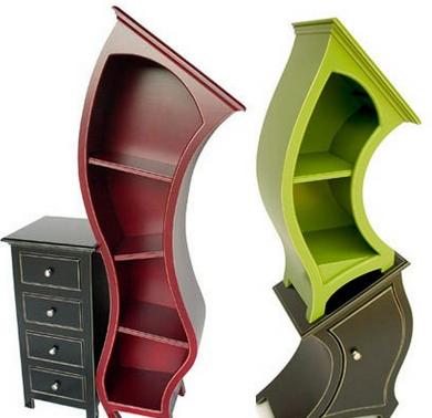 Гнутые покрытия шкафов