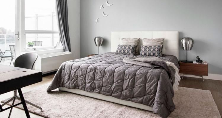 Идеи дизайна кровати для спальни