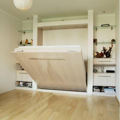 Идея обустройства интерьера спальни