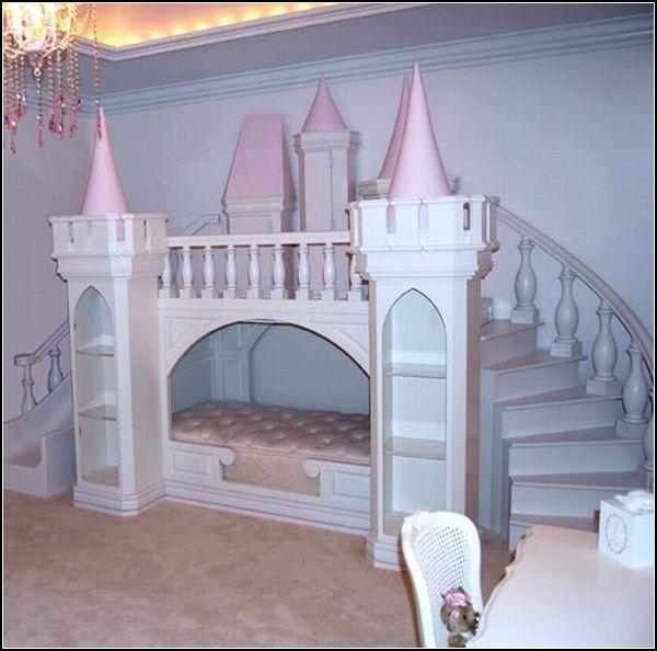 Игровые кровати