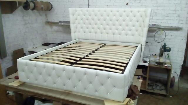Изготавливаем кровать своими руками