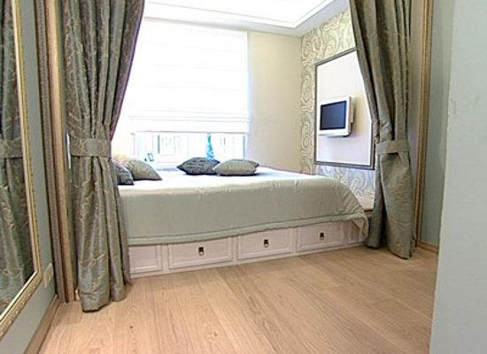 Как красиво оформить интерьер спальни