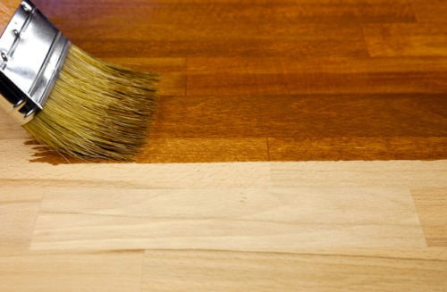 Как обновить старую поверхность корпусной мебели