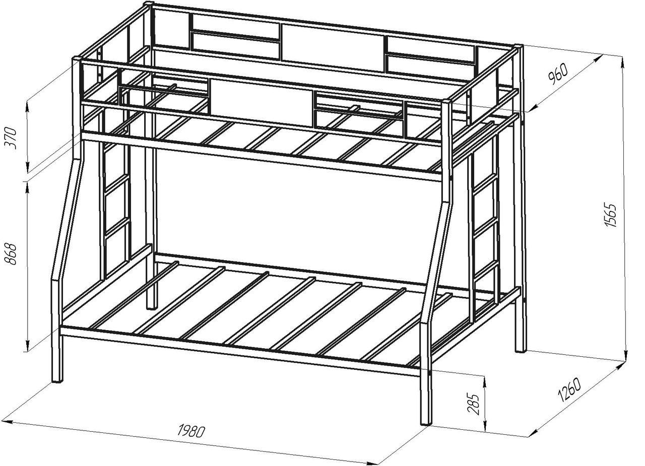Как определить оптимальные размеры спального места