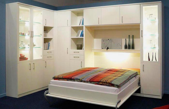 Как организовать место для сна в доме