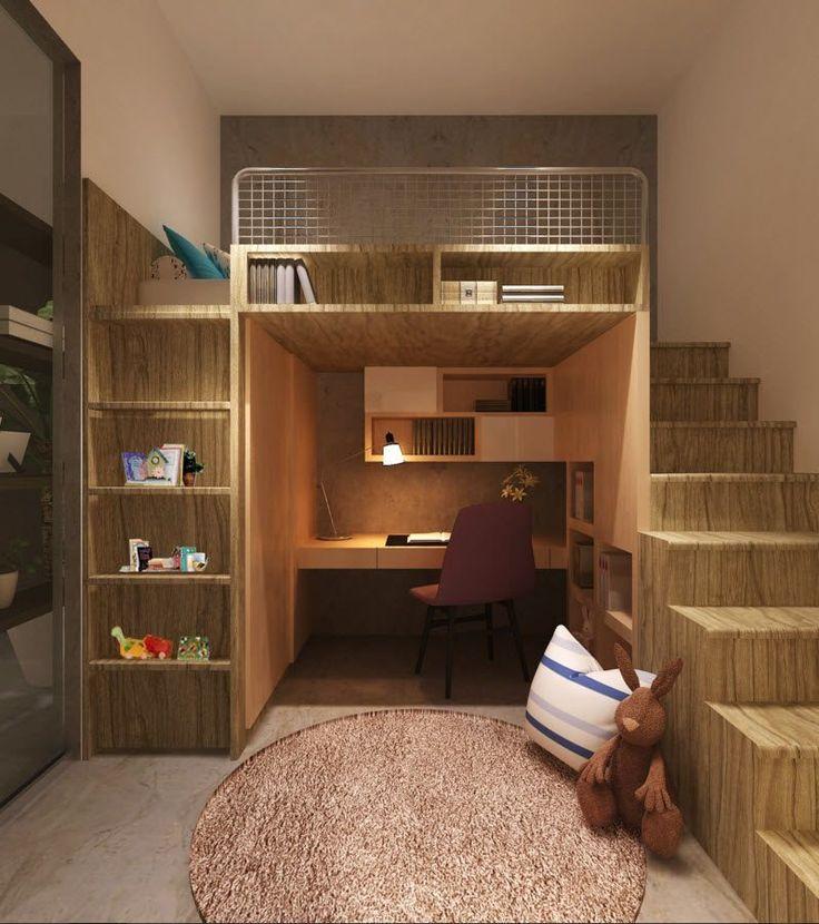 Как практично обустроить спальное место