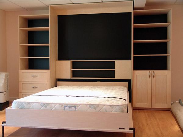 Как практично разместить мебели в спальне
