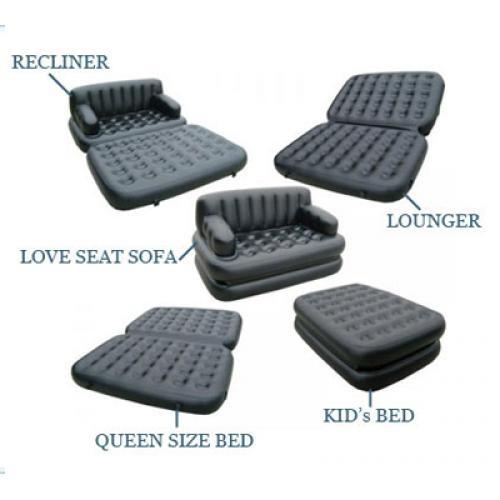 Как правильно раскладывать красивый диван
