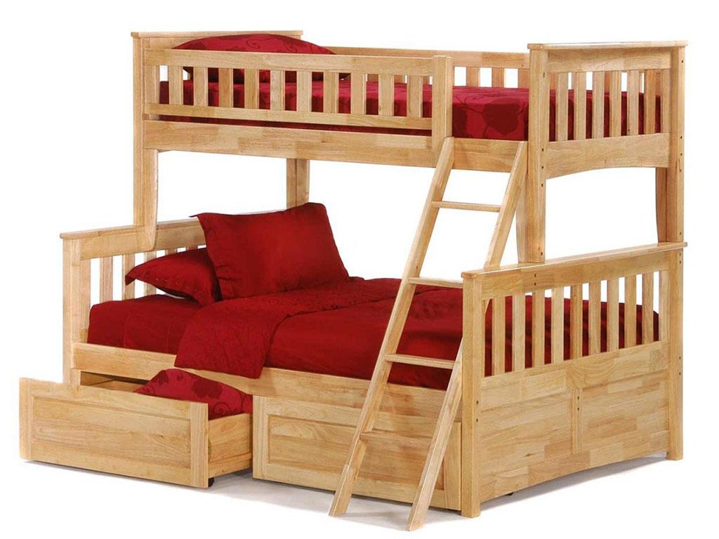 Как правильно выбрать кровать для двух детей