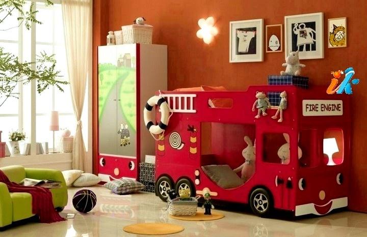 Как преобразить интерьер комнаты ребенка
