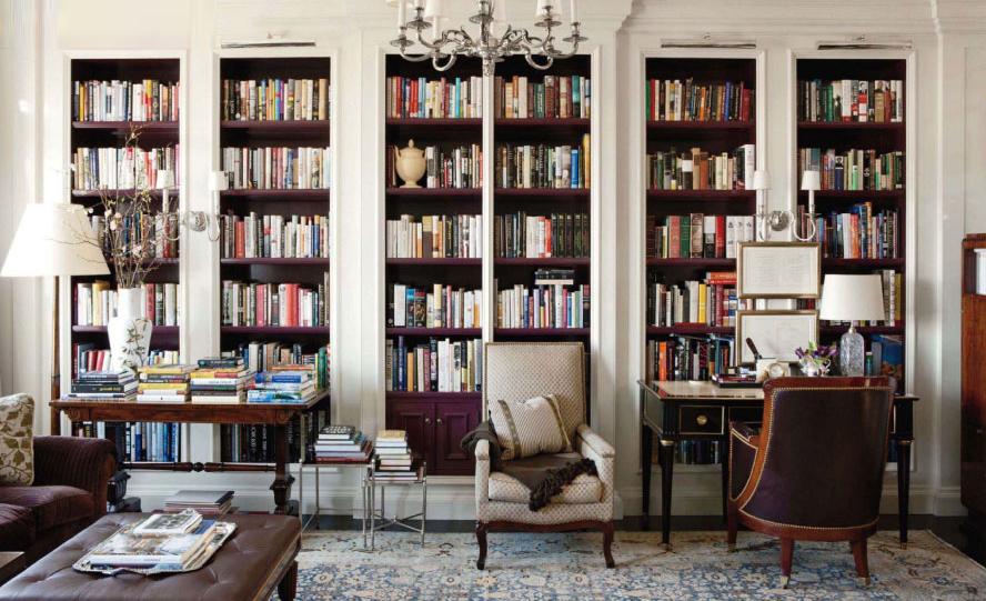 Как сделать домашнюю библиотеку практичной