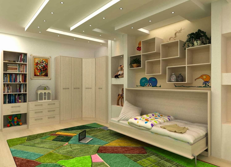 Как сделать спальню ребенка удобной