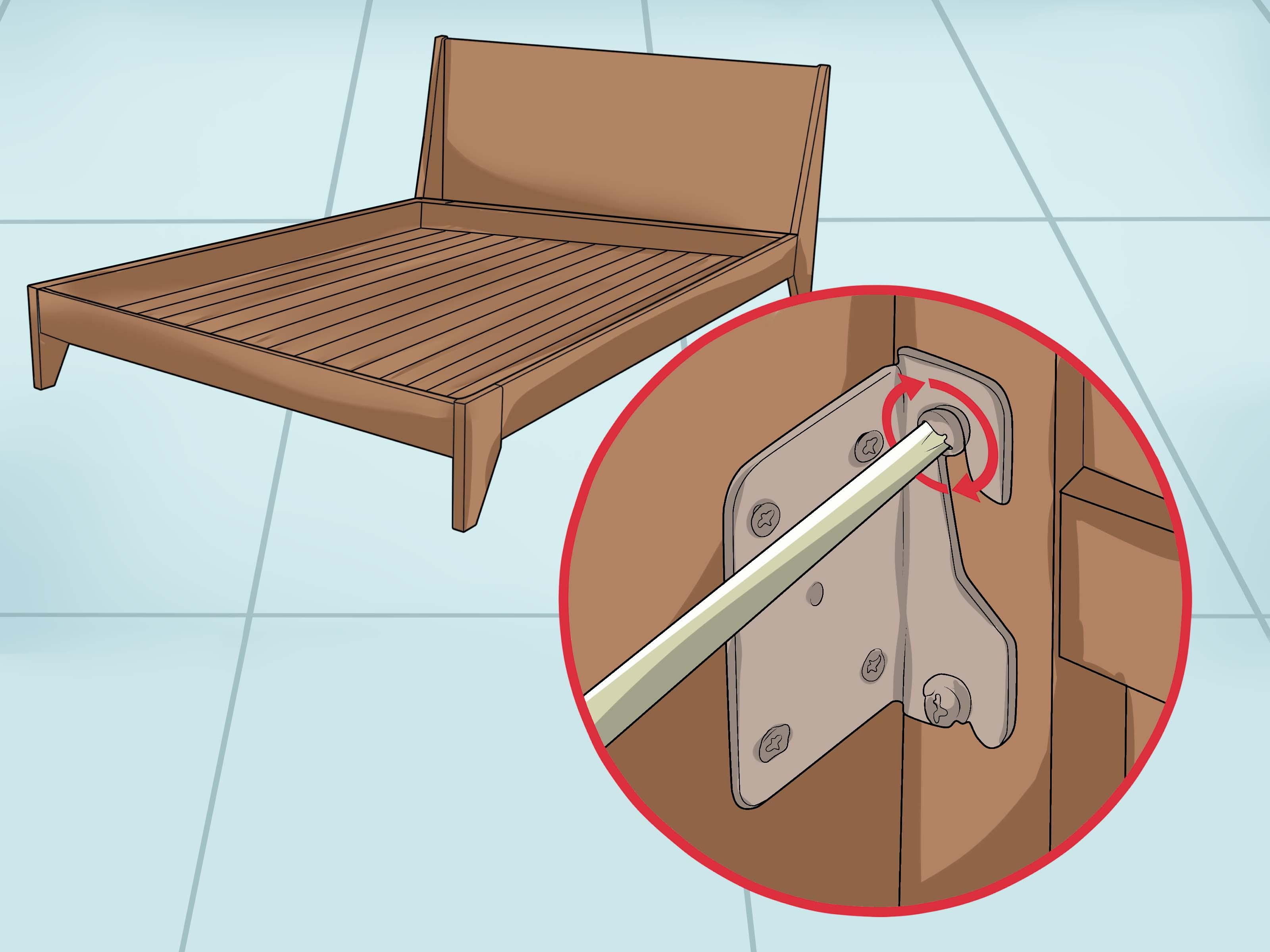 Как убрать скрип кровати