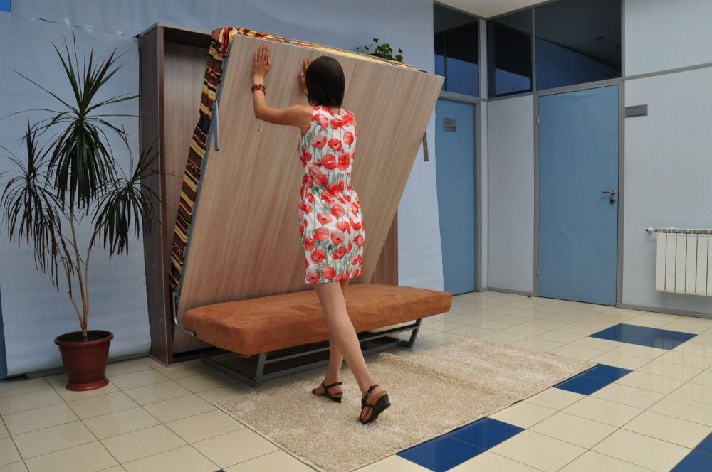 Как устроена мебель для сна встроенного типа