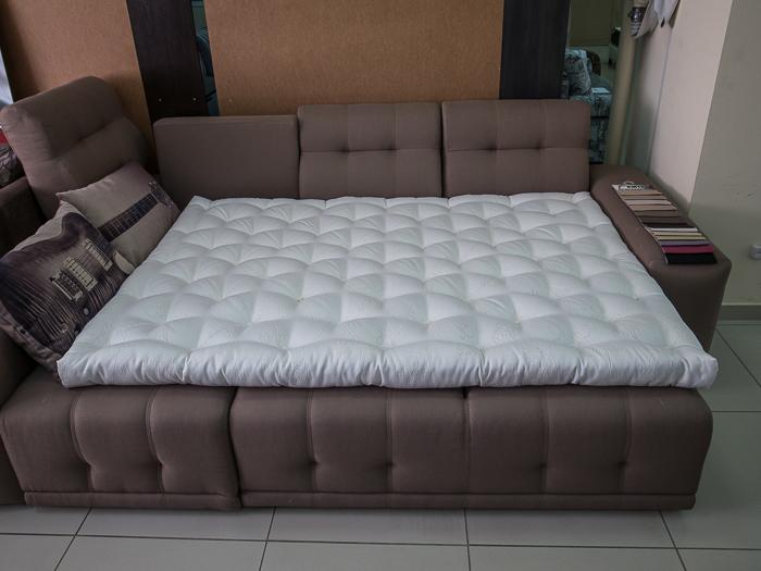 Как выбрать матрас для современной кровати