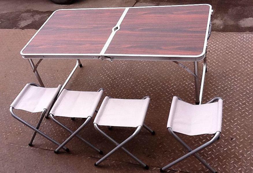 Как выбрать стол для отдыха на природе