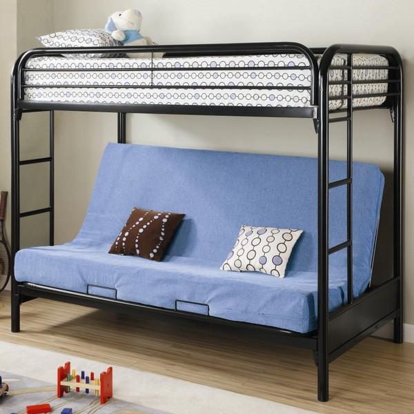 Какие бывают металлические кровати