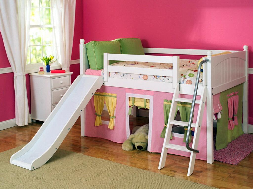 Какие оттенки выбрать для детской комнаты девочки