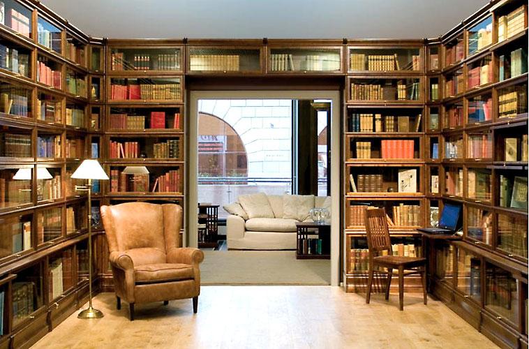 Классическая домашняя библиотека