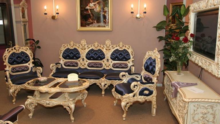 Классическая мебель в стиле Ампир