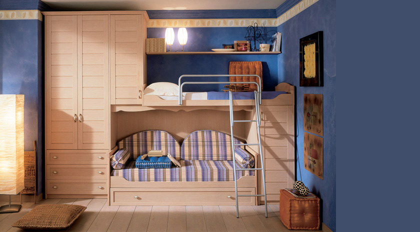 Комната мальчика