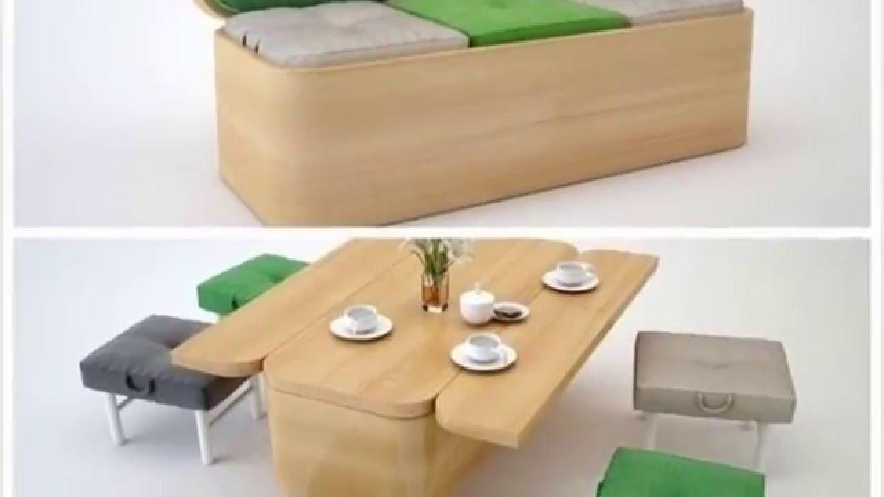 Компактные элементы мебели