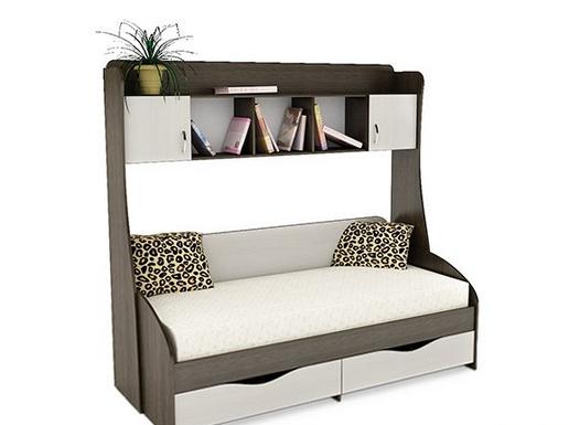 Комплект кровать с надстройкой