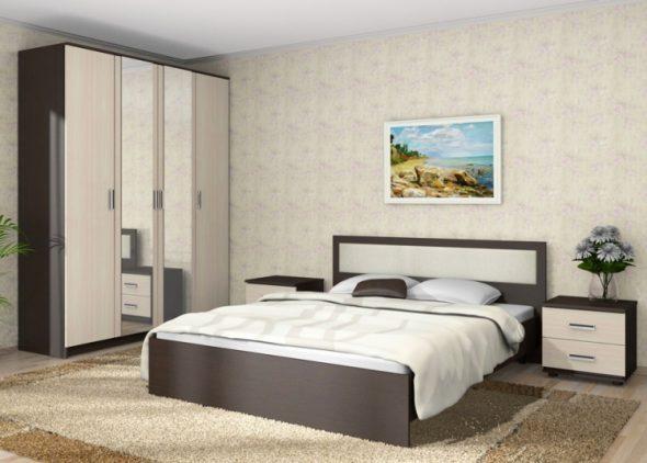 Комплект спального гарнитура