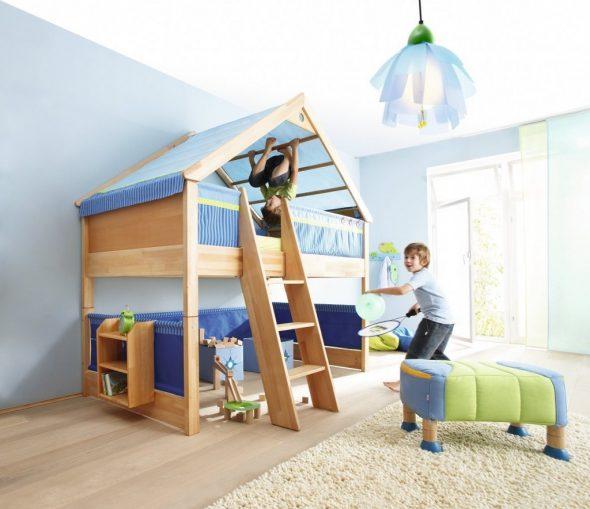 Корпусная мебель для мальчика