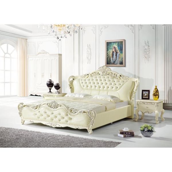 Красивая богатая кровать в спальню