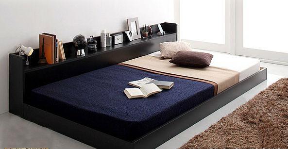 Красивый японский стиль в спальне