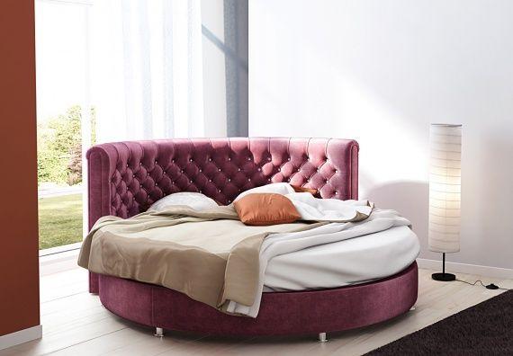 Красота круглых кроватей