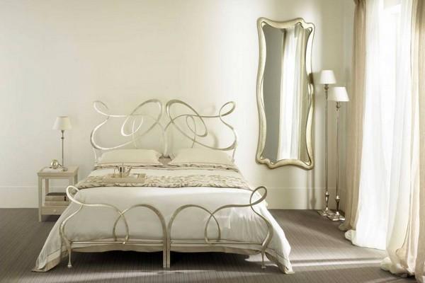 Креативный декор изголовья спального места