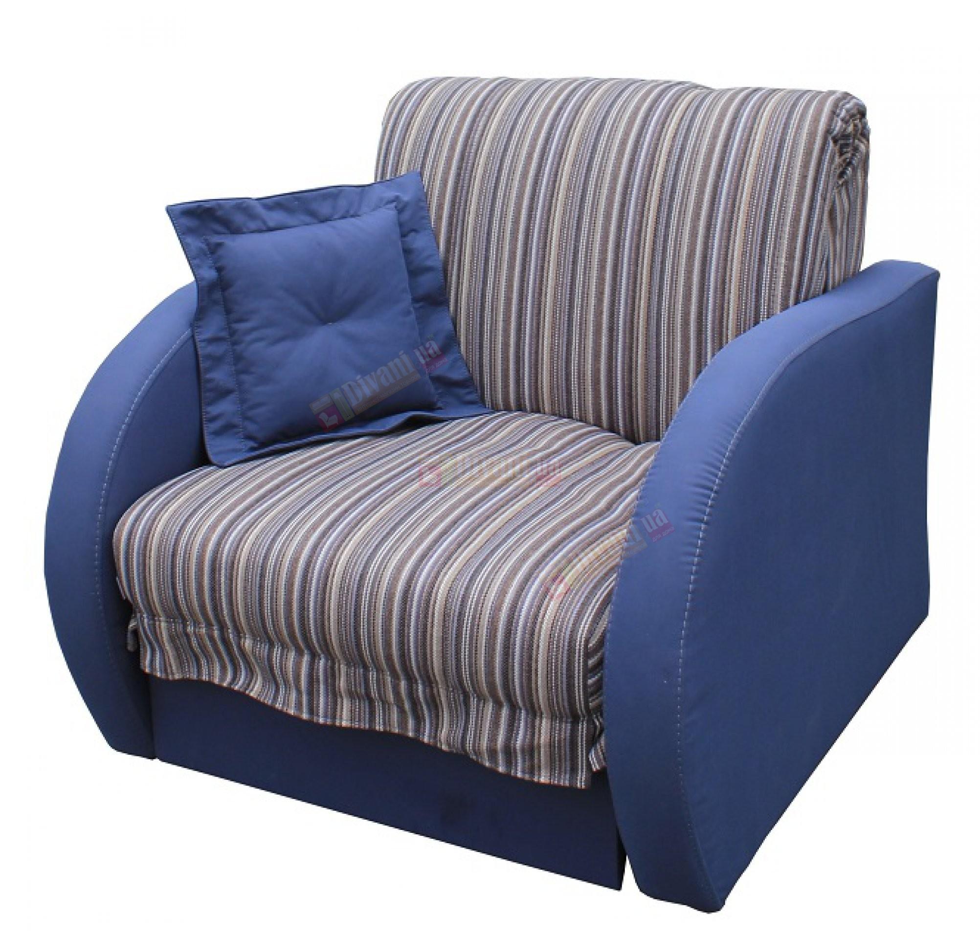 Кресло-кровать приятных оттенков
