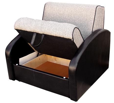 Кресло-кровать с механизмом «аккордеон»