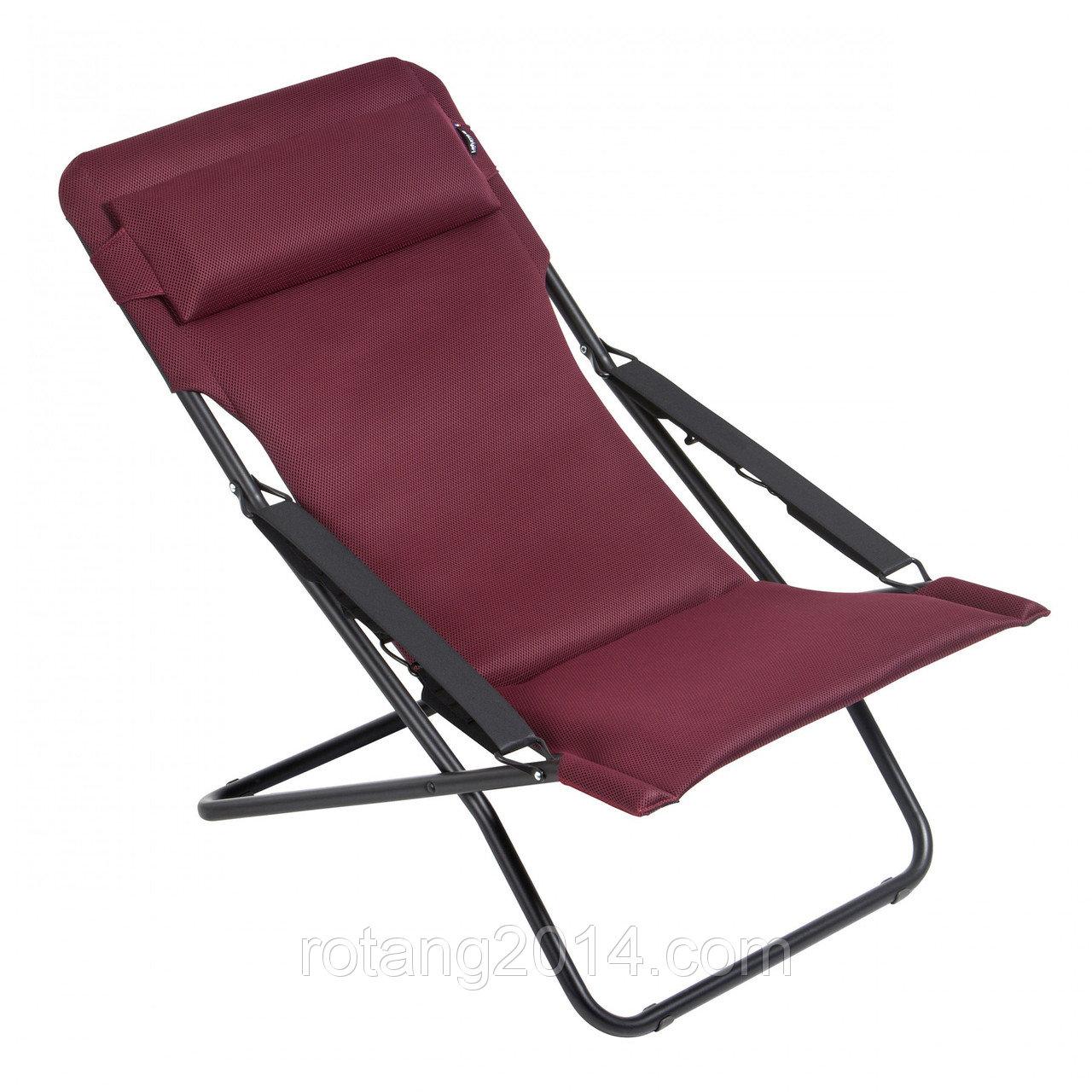 Кресло-шезлонг для туризма и кемпинга