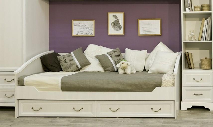 Кровать Классика 80х190