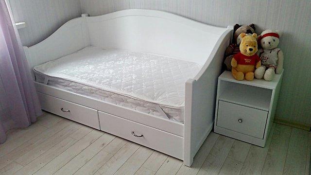 Кровать для ребенка классик
