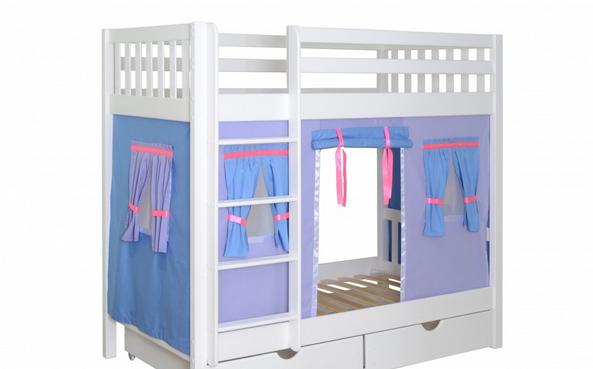 Кровать-домик «Галчонок-2»