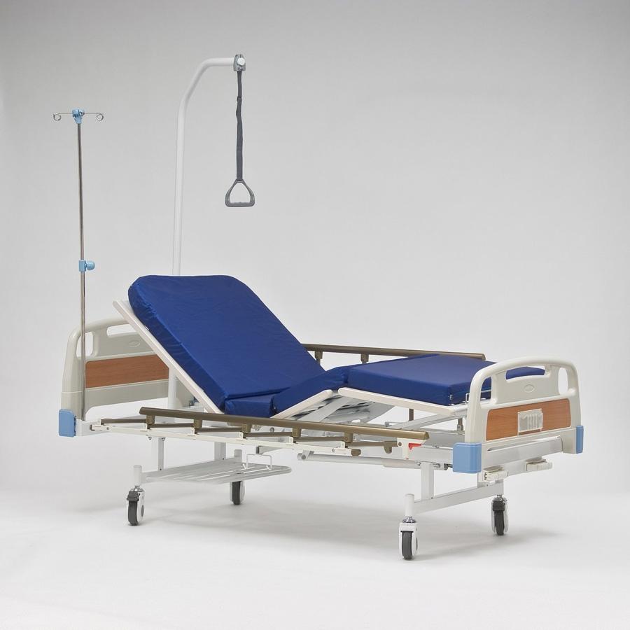 Кровать функциональная с червячным приводом