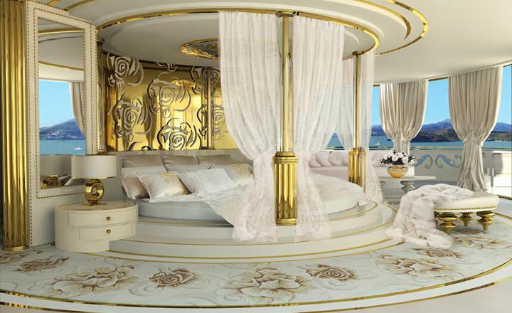 Кровать молодоженов