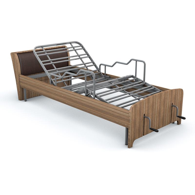 Кровать на 4 секции